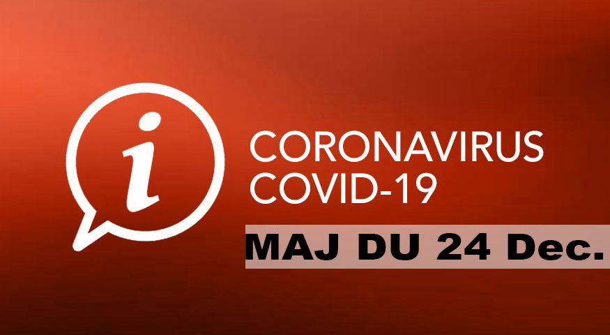 Coronavirus : les mesures d'urgence, les recommandations